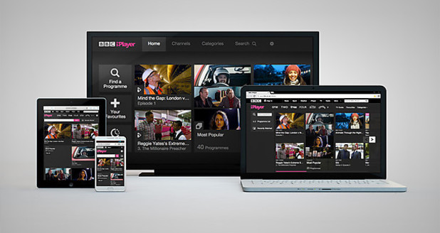 BBC new iPlayer (March 2014)