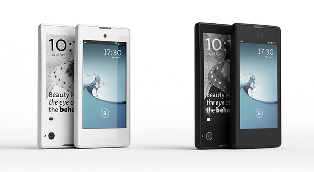 The YotaPhone