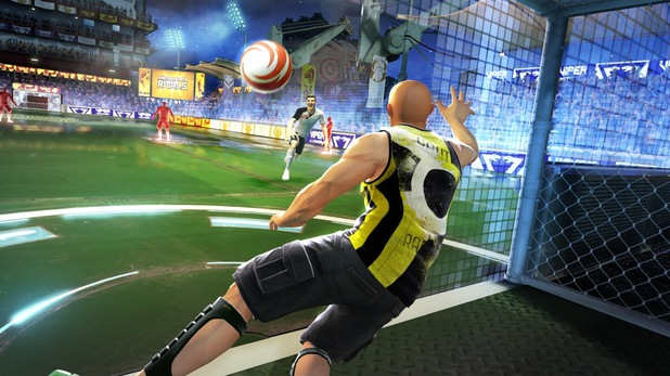 Kinect Sports Rivals screenshot