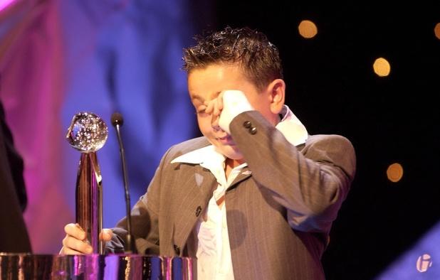ITV ARCHIVE 'British Soap Awards' TV - 2002 - Raymond Quinn (Ray) 2002