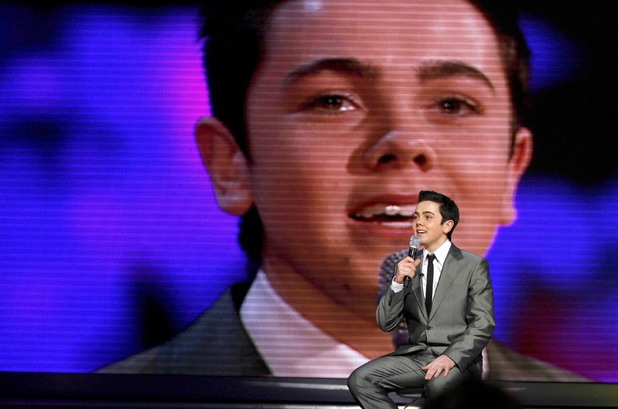 'The X Factor' TV Programme, London, Britain - 09 Dec 2006 Ray Quinn 9 Dec 2006