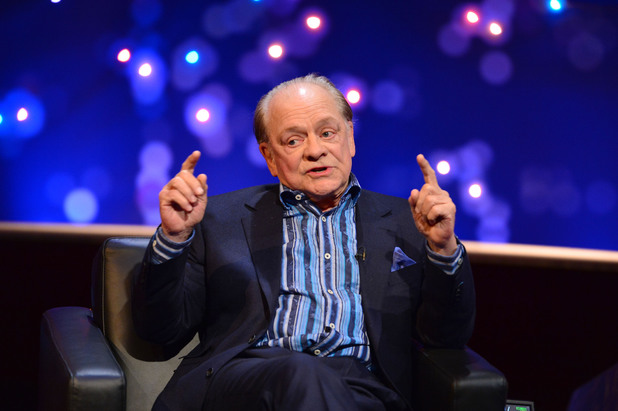 David Jason on The Michael McIntyre Chat Show