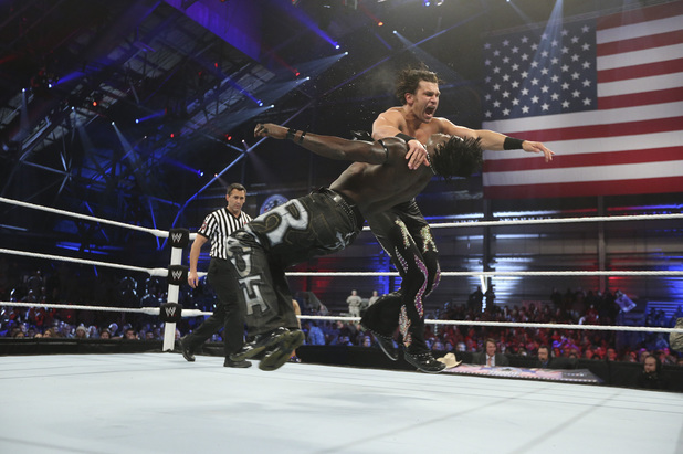 Fandango and R-Truth