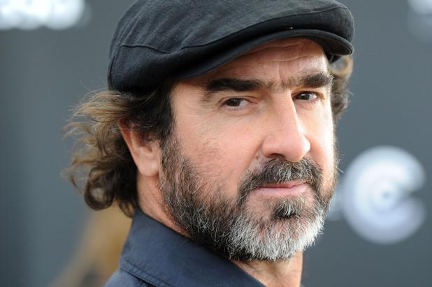 Eric Cantona - Cannes Film Festival 2013