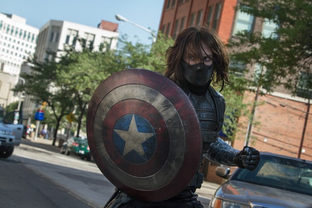 Captain America: The Winter Soldier latest pictures