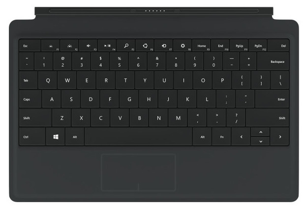 Microsoft Surface Power Cover