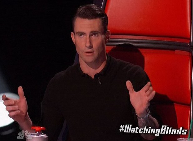 Adam Levine, the voice Voice Blind Auditions #5