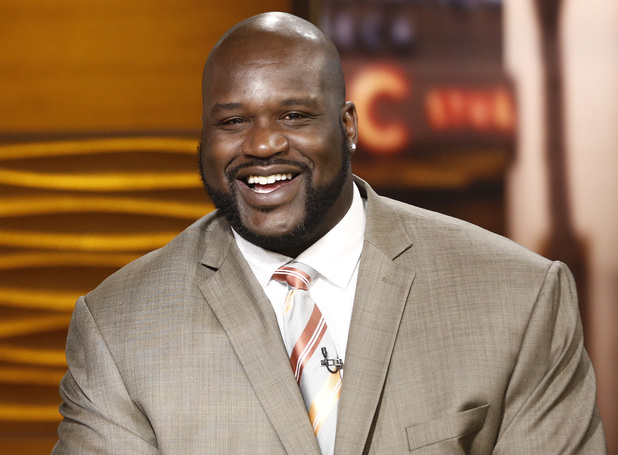TODAY -- Pictured: Shaquille O'Neal appears on NBC News' 'Today' show -- (Photo by: Peter Kramer/NBC/NBC NewsWire via Getty Images)