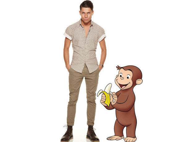 Joey Essex, Curious George