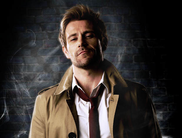Matt Ryan as John Constantine in NBC's Constantine
