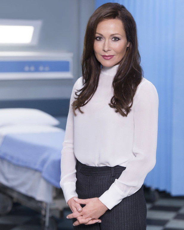 Amanda Mealing as Connie Beauchamp in Casualty