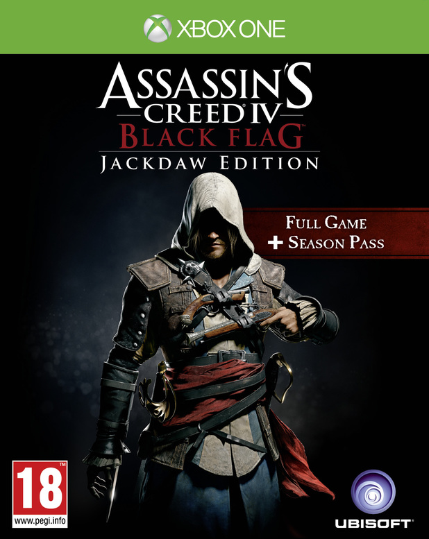 Assassin's Creed 4: Black Flag 'Jackdaw Edition'