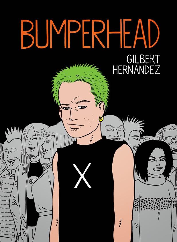 Gilbert Hernandez's Bumperhead