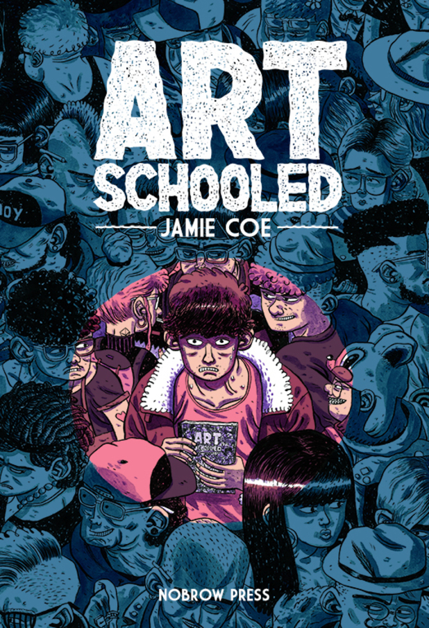 Jamie Coe's Art Schooled