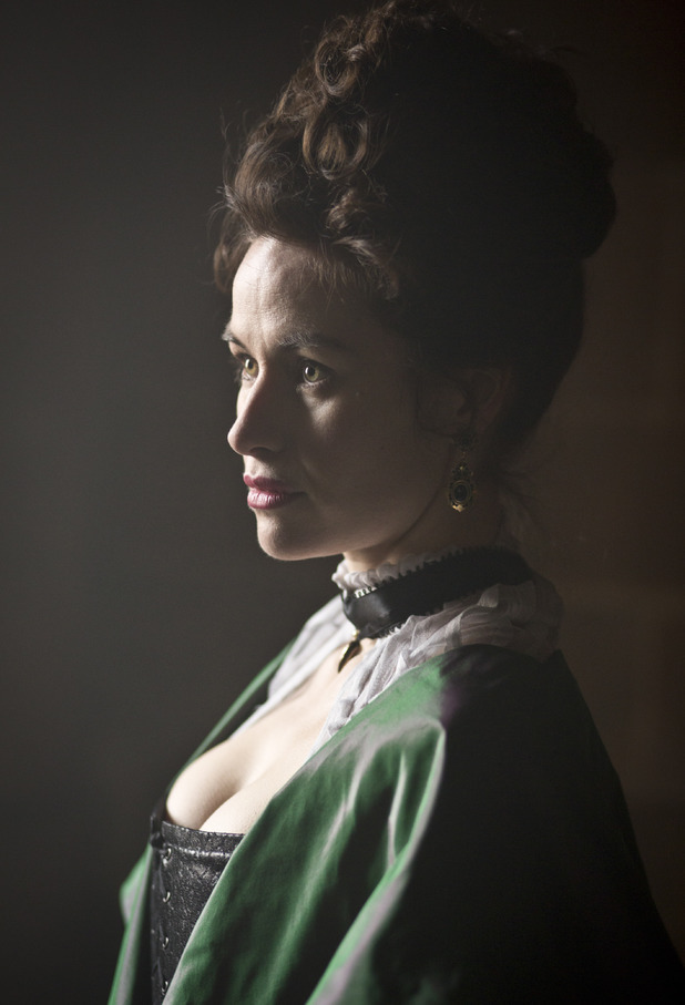 Maimie McCoy in 'The Musketeers' - exclusive