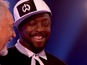will.i.am and Ed Sheeran lead midweeks