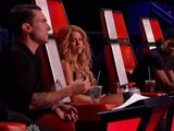 The Voice Adam Levine, Shakira