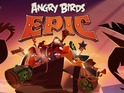 Angry Birds Epic is a turn-based role-playing game for mobiles and tablets.
