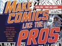 The book written by Van Lente and Pak explains the comics creation process.