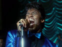 Chadwick Boseman plays the Godfather of Soul in the Tate Taylor-directed biopic.