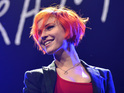 Hayley Williams is suffering from a chest infection and exhaustion.