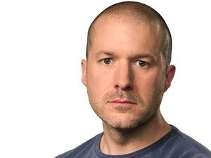 Apple design chief Sir Jony Ive