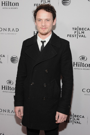 BEVERLY HILLS, CA - MARCH 17: Anton Yelchin arrive at the 2014 Tribeca Film Festival LA Kickoff Reception at The Beverly Hilton Hotel on March 17, 2014 in Beverly Hills, California. (Photo by Angela Weiss/Getty Images for Tribeca Film Festival)