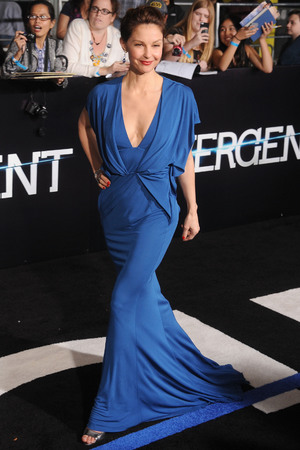 LOS ANGELES, CA - MARCH 18: Actress Ashley Judd arrives at the Los Angeles premiere of 'Divergent' at Regency Bruin Theatre on March 18, 2014 in Los Angeles, California. (Photo by Gregg DeGuire/WireImage)