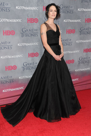 NEW YORK, NY - MARCH 18: Actress Lena Headey attends the 'Game Of Thrones' Season 4 New York premiere at Avery Fisher Hall, Lincoln Center on March 18, 2014 in New York City. (Photo by Jamie McCarthy/Getty Images)