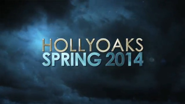 Hollyoaks promo for spring 2014 storylines