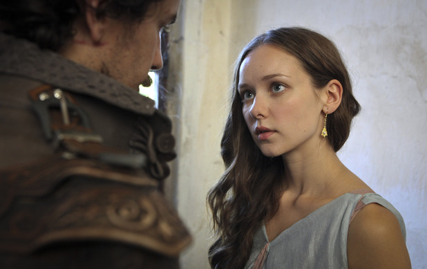 The Musketeers episode 9 'Knight Takes Queen'