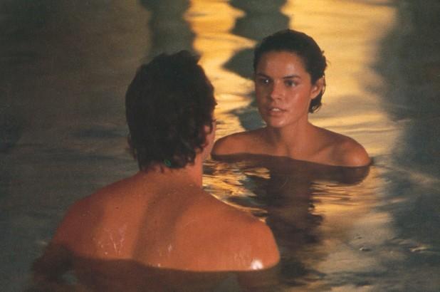 Cocoon, Steve Guttenberg, Tahnee Welch 1985