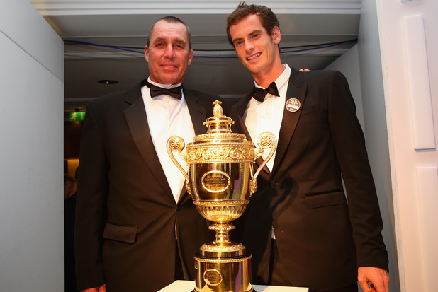 Ivan Lendl & Andy Murray