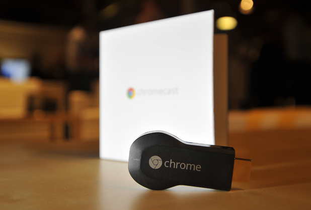 Chromecast in the UK