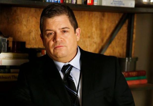 Patton Oswalt in Agents of SHIELD