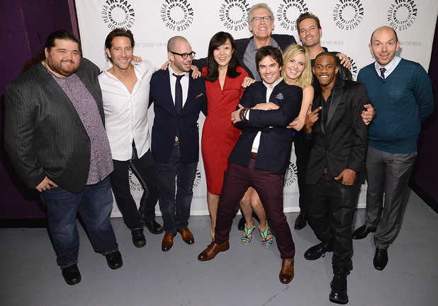 Lost cast and crew reunite for 10th anniversary