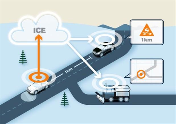 Volvo danger detection system