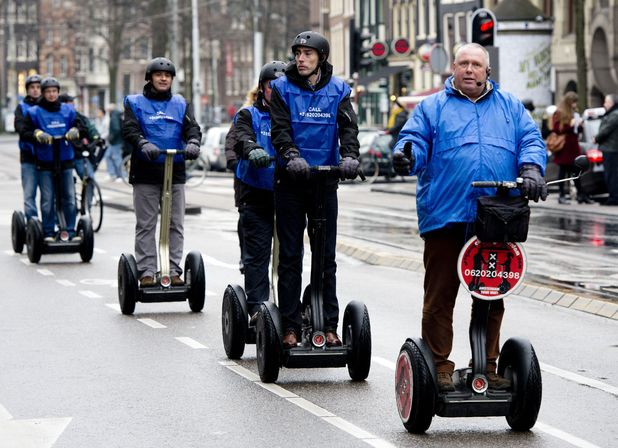 Segway Tour in Amsterdam