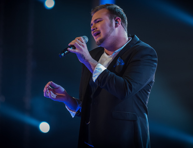 The Voice: Chris Royal