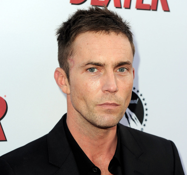 Desmond Harrington arrives at the premiere screening of Showtime's 'Dexter' Season 8
