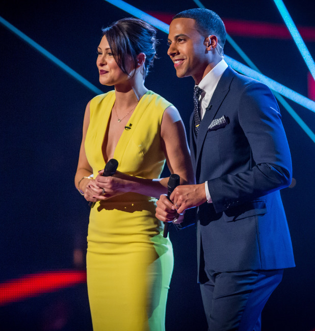 Emma Willis, Marvin Humes