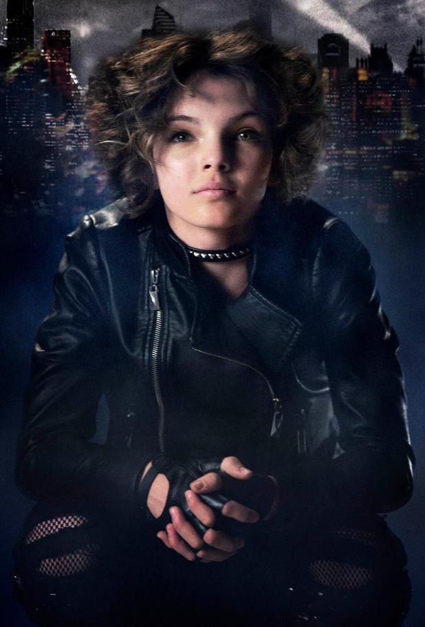 Camren Bicondova as Selina Kyle in Gotham