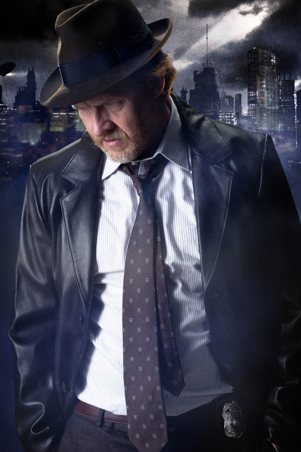 Donal Logue in 'Gotham'