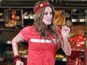 Watch Caroline Flack run for Sport Relief