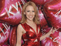 Listen to Kylie Minogue's next single