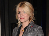 Holly Willoughby at the Hakkasan restaurant,