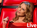Join Digital Spy as 12 contestants become 8 in The Voice UK...