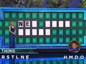 Contestant Emil dumbfounds host Pat Sajak with a one-in-a-million correct guess.