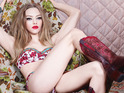 Mean Girls actress poses in her underwear and reminisces about Jennifer's Body.