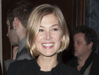 Video interview: Rosamund Pike on why Gone Girl isn't the perfect date night movie for newlyweds.